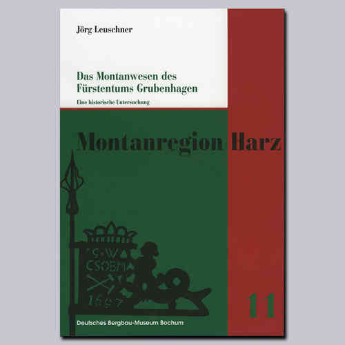 Montanregion Harz Band 11