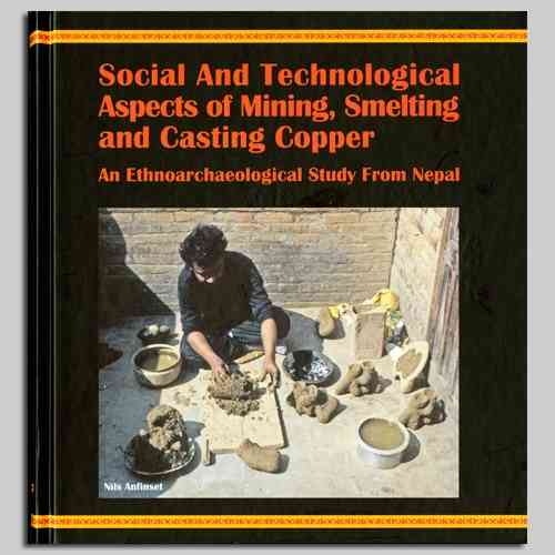 Social and technological aspects of mining, smelting and casting copper